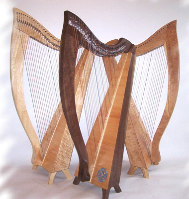 Timothy Harps with Markwood Strings