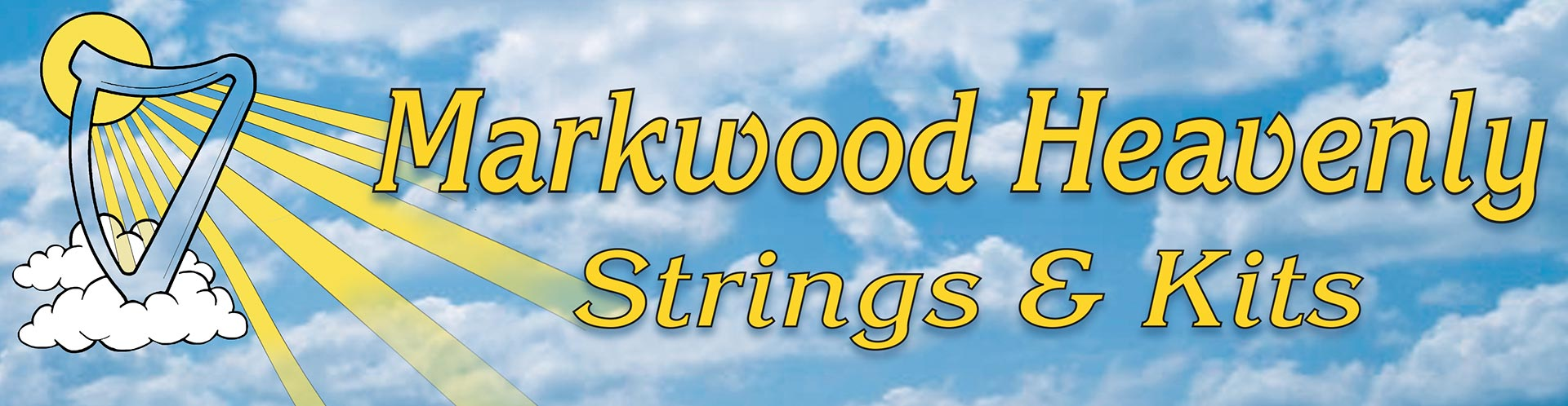 Markwood Heavenly Strings & Cases, providing high quality custom harp strings, stringing analysis, harp strings, harp stringing, harp string replacement, custom soft harp cases, harp string charts, Cambria harp kits